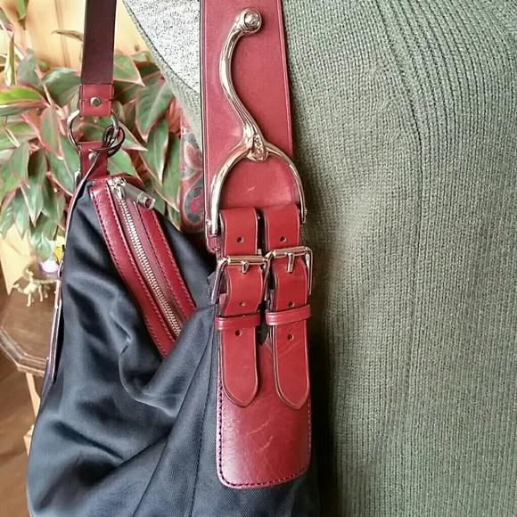 d1da1bd6aa32 RARE Ralph Lauren equestrian spur shoulder bag. M 5a7f0951caab44234c9edb5d.  Other Bags ...